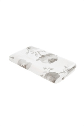 Coincasa πετσέτα χεριών με digital floral print 40 x 60 cm