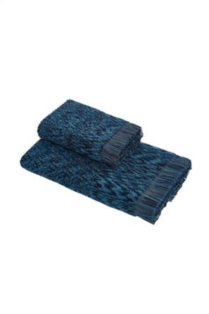 Coincasa πετσέτα προσώπου με κρόσσια 100 x 60 cm