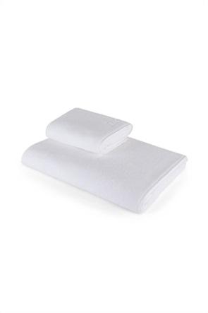 """Coincasa πετσέτα προσώπου μονόχρωμη """"Body Fit"""" 100 x 50 cm"""