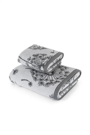 Coincasa πετσέτα χεριών με print 60 x 40 cm