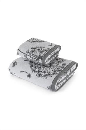 Coincasa πετσέτα προσώπου με print 100 x 60 cm