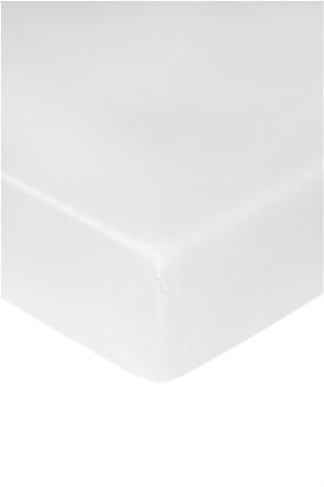 Coincasa σεντόνι μονόχρωμο με λάστιχο 160 x 200 cm
