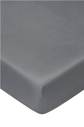 "Coincasa σεντόνι μονόχρωμο ""Zefiro"" 160 x 200 cm"