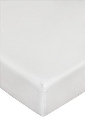 Coincasa διπλό σεντόνι μονόχρωμο 160 x 200 cm