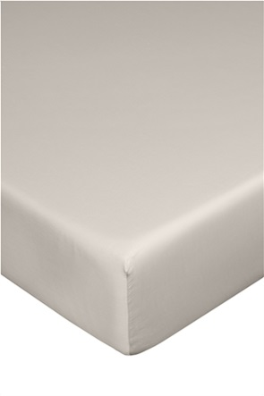 "Coincasa κατωσέντονο με λάστιχο από βαμβακοσατέν ""Zefiro"" 160 x 200 cm"