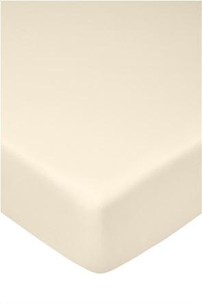 Coincasa κατωσέντονο με λάστιχο από οργανικό βαμβάκι 160 x 200 cm