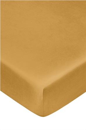 Coincasa κατωσέντονο με λάστιχο από οργανικό βαμβάκι 90 x 200 cm