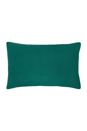 Coincasa διακοσμητική μαξιλαροθήκη μονόχρωμη 50 x 80 cm