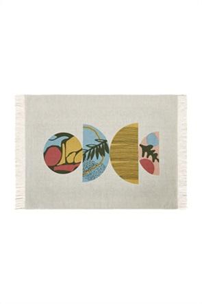 Coincasa σουπλά με print 48 x 33 cm