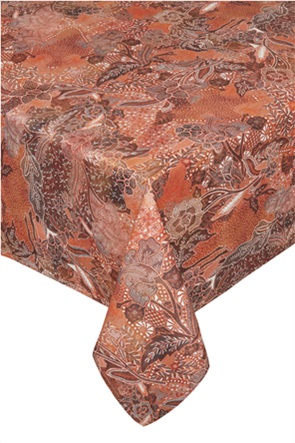 Coincasa τραπεζομάντηλο με floral print 200 x 140 cm