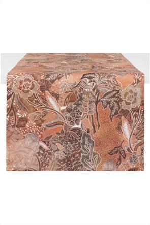 Coincasa ράνερ με floral print 140 x 40 cm