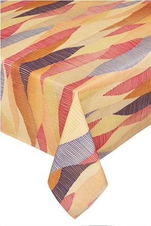 "Coincasa τραπεζομάντιλο με all-over print ""Dune"" 200 x 140 cm"