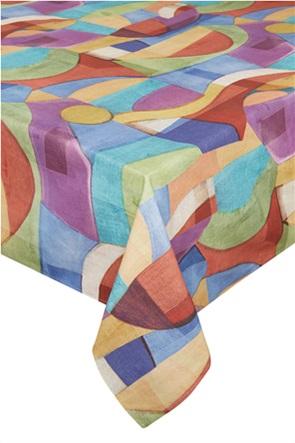 """Coincasa τραπεζομάντιλο με multicolour print """"Pablo"""" 300 x 160 cm"""