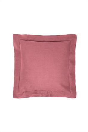 Coincasa διακοσμητικό λινό μαξιλάρι μονόχρωμο 35 x 55 cm