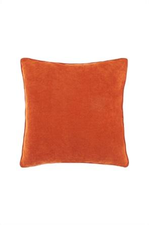 Coincasa διακοσμητικό μαξιλάρι με βελούδινη υφή 45 x 45 cm