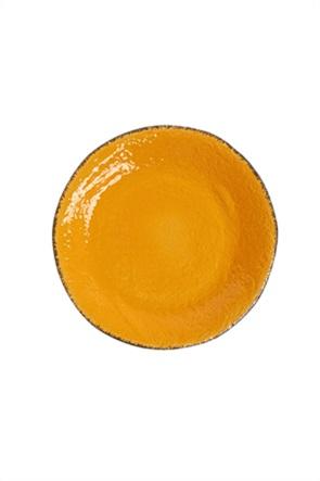 Coincasa χειροποίητο κεραμικό πιάτο χρωματιστό 26 cm