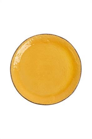 Coincasa χειροποίητο κεραμικό πιάτο χρωματιστό 31 cm