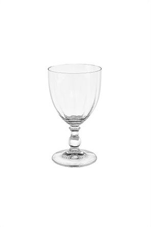 Coincasa γυάλινο ποτήρι κολωνάτο 16 cm