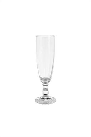 Coincasa γυάλινο κολωνάτο ποτήρι 15 cm