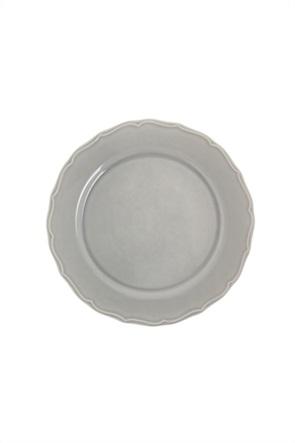 "Coincasa κεραμικό πιάτο με ανάγλυφο σχέδιο ""Dona Maria"" 27 cm"
