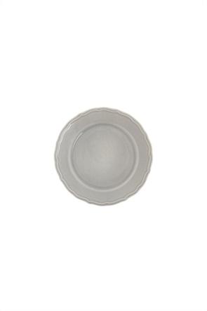 "Coincasa κεραμικό πιάτο με ανάγλυφο σχέδιο ""Dona Maria"" 22 cm"