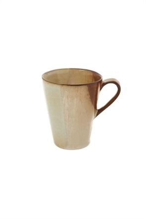 "Coincasa κεραμική κούπα ""Terra Stoneware"" 8,5 x 11 cm"