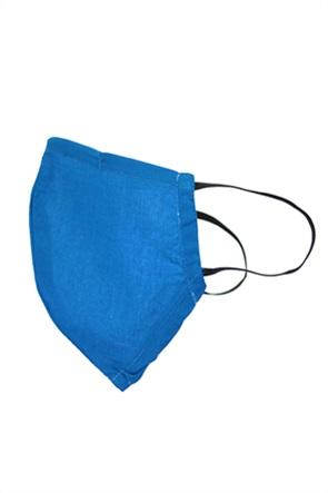 Synchronia μάσκα προστασίας υφασμάτινη  με θήκη φίλτρου και έλασμα (L)
