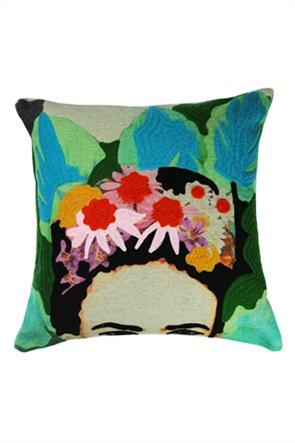 """Synchronia διακοσμητικό μαξιλάρι """"Frida"""" 45 x 45 cm"""