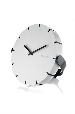 "Guzzini περιστρεφόμενο ρολόι τοίχου ""Move Your Time"" 25 x 3 cm"