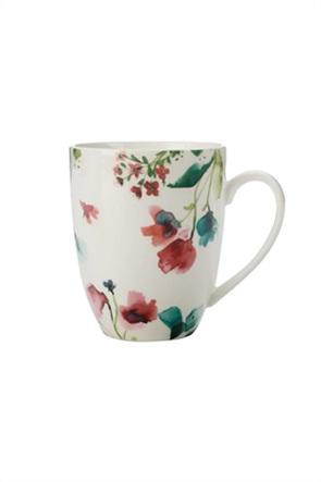 Maxwell & Williams κούπα με χερούλι και floral σχέδιο ''Primavera'' 450 ml