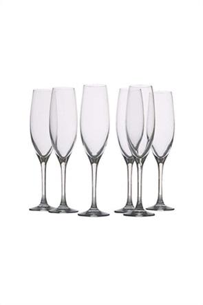 "Maxwell & Williams σετ ποτήρια σαμπάνιας 180 ml ""Mansion"" - 6 τεμάχια"