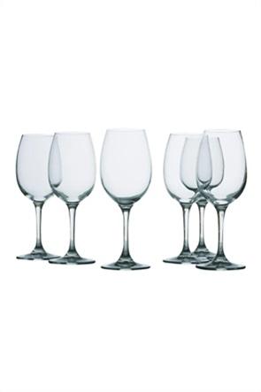 "Maxwell & Williams σετ ποτήρια λευκού κρασιού 240 ml ""Mansion Max"" - 6 τεμάχια"