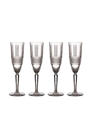 "Maxwell & Williams ποτήρια ααμπάνιας ""Verona"" 150 ml (4 τεμάχια)"