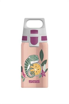 """Sigg ανοξείδωτο παγούρι """"Shield a flora"""" 0.5 lt"""