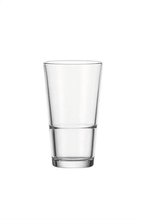 "Leonardo ποτήρι νερού/αναψυκτικού XL στοιβαζόμενο ""Event"" 550 ml"