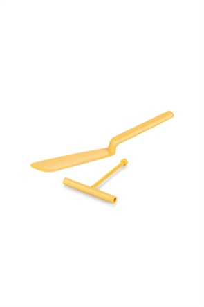 "Tescoma σπάτουλα 32 cm & Απλωτής Τ 12 cm για κρέπες ""Delicia"" (2 τεμάχια)"