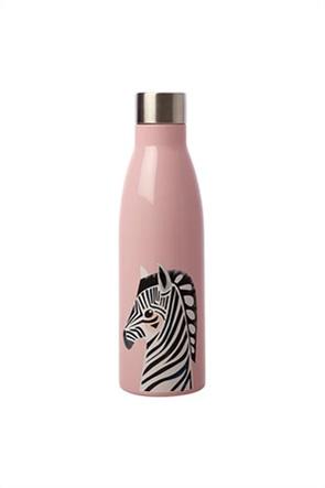 """Maxwell & Williams ανοξείδωτο θερμομονωτικό μπουκάλι Pete Cromer """"Zebra"""" 500ml"""