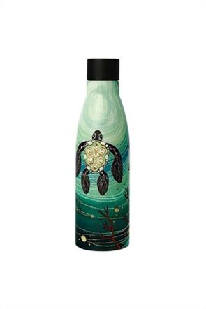 "Maxwell & Williams ανοξείδωτο θερμομονωτικό μπουκάλι Melanie Hava Jugaig-Bana-Wabu ""Reef Turtles"" 500 ml"