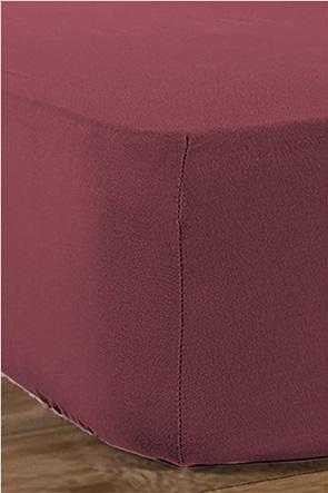 NEF-NEF σεντόνι υπέρδιπλο με λάστιχο jersey 160 x 200 + 30 cm