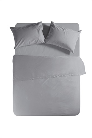 "NEF-NEF σεντόνι υπέρδιπλο μονόχρωμο ""Basic"" 240 x 270 cm"