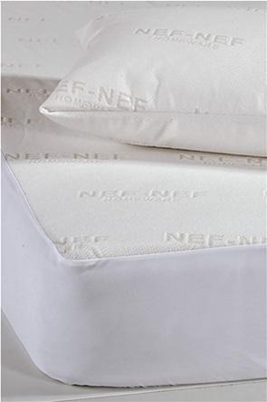 NEF-NEF αδιάβροχο προστατευτικό στρώματος υπέρδιπλο 180 x 200 + 30 cm