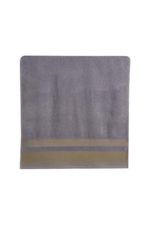 """NEF-NEF πετσέτα χεριών με κεντημένη φάσα """"Keneth"""" 30 x 50 cm"""