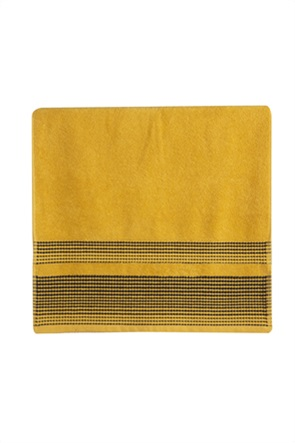 """NEF-NEF πετσέτα προσώπου με κεντημένη φάσα """"Keneth"""" 50 x 90 cm"""
