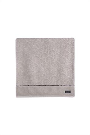 "NEF-NEF πετσέτα προσώπου με floral ανάγλυφα σχέδια ""Gala"" 50 x 100 cm"