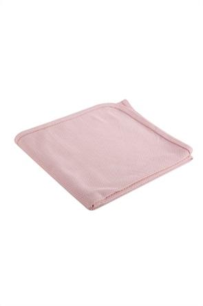 NEF-NEF βρεφική κουβέρτα αγκαλιάς 80 x 80 cm