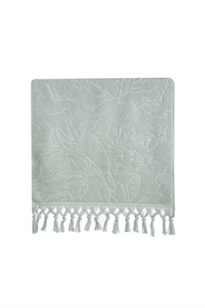 NEF-NEF πετσέτα προσώπου με ανάγλυφο σχέδιο ''Zeyna'' 50 x 90 cm
