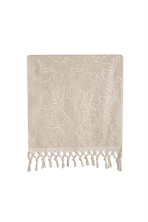 NEF-NEF πετσέτα μπάνιου με ανάγλυφο σχέδιο ''Zeyna'' 70 x 140 cm