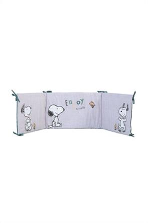 """NEF-NEF Πάντα κούνιας με graphic print """"Snoopy Enjoy"""" 60 x 67 x 60 x 40 cm"""
