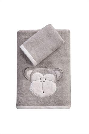 "NEF-NEF σετ παιδικές πετσέτες ""Amazon"" (2 τεμάχια)"