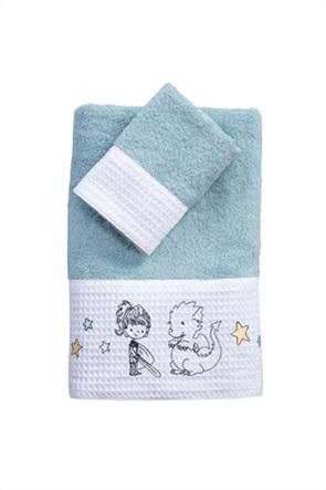 "NEF-NEF σετ παιδικές πετσέτες ""Lanselot"" (2 τεμάχια)"